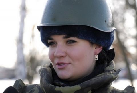 بالصور هيك الجيش أما بلاش : ملكة جمال المجندات