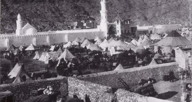 مسجد خيف الذي صلى فيه سبعون نبيًّا 2011_11-image2011_11ilkms