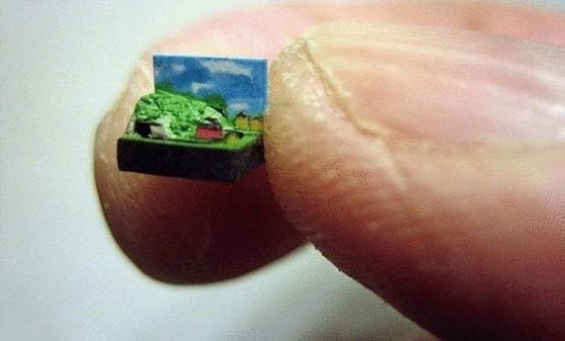 أصغر أشياء العالم