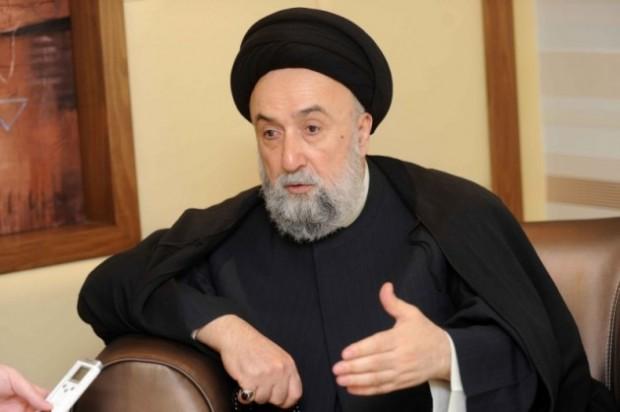 المرجع علي الأمين: حزب الله لم يدخل سوريا لحماية الشيعة أو مقاماتهم! Ali-e1345833275514
