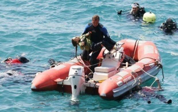 تايتانيك الموت السوري.. غرق 18 شخص قبالة الشواطئ اليونانية unnamed.jpg