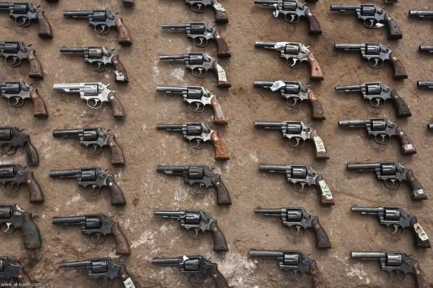 تدمير الأسلحة في فنزويلا / صور / 13547473988-2.jpg